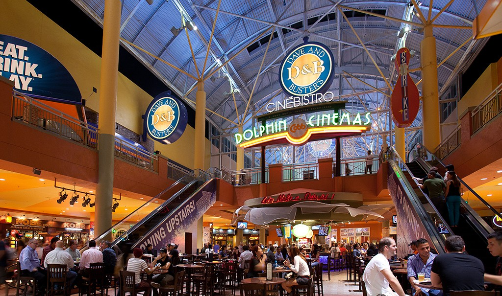 Dolphin mall miami taubman properties - Cobb theater downtown at the gardens ...